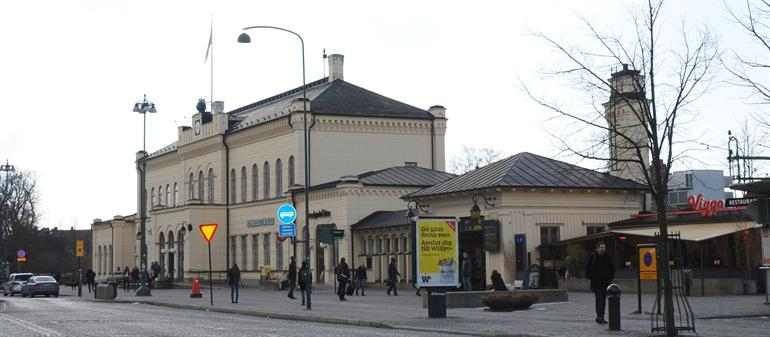 Lunds Centralstation
